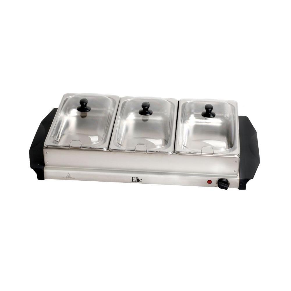 Platinum Warming Tray