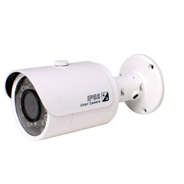 SeqCam Wired 1.3 Megapixel HD Network Small IR-Bullet Indoor or Outdoor Standard Surveillance Camera