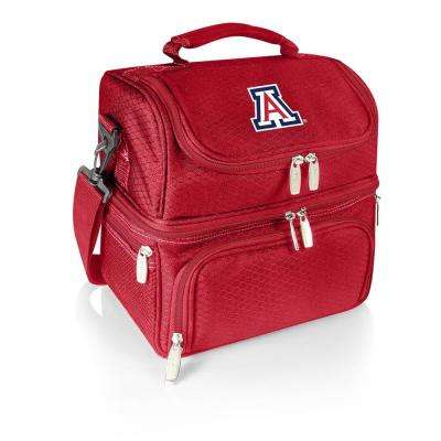 Pranzo Red Arizona Wildcats Lunch Bag
