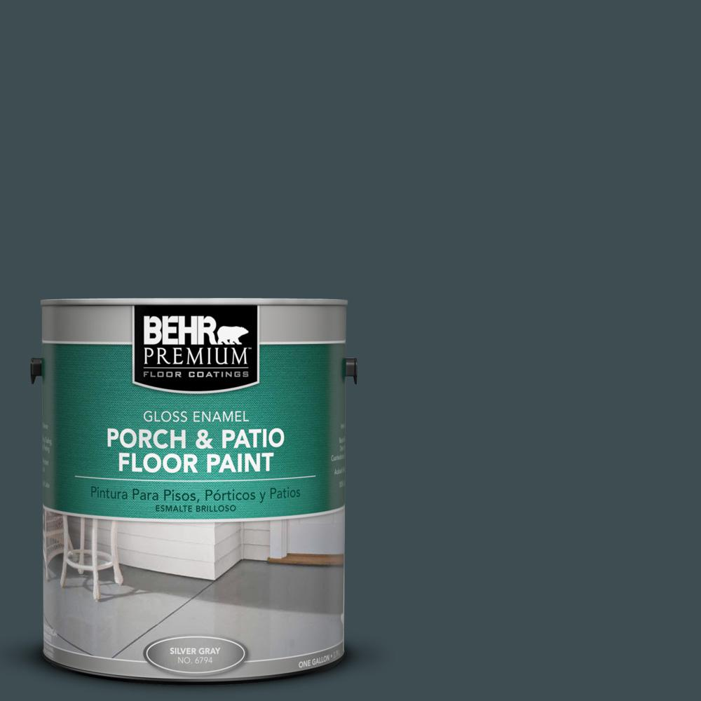 High Quality #S440 7 Thermal Gloss Porch And Patio Floor Paint
