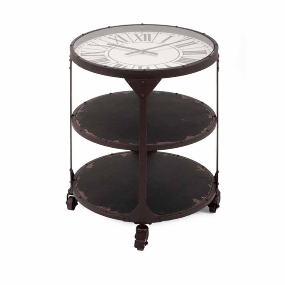 Ella Elaine Timeless Black Table