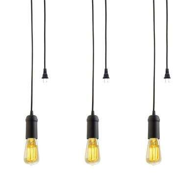Plug In Pendant Lights Lighting The Home Depot