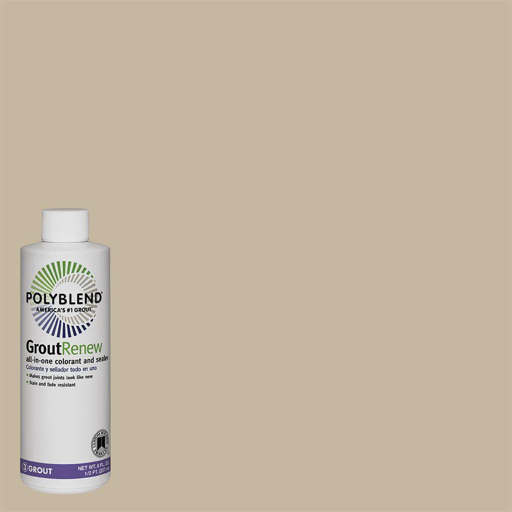 Custom Building Products Polyblend #172 Urban Putty 8 fl. oz. Grout Renew Colorant