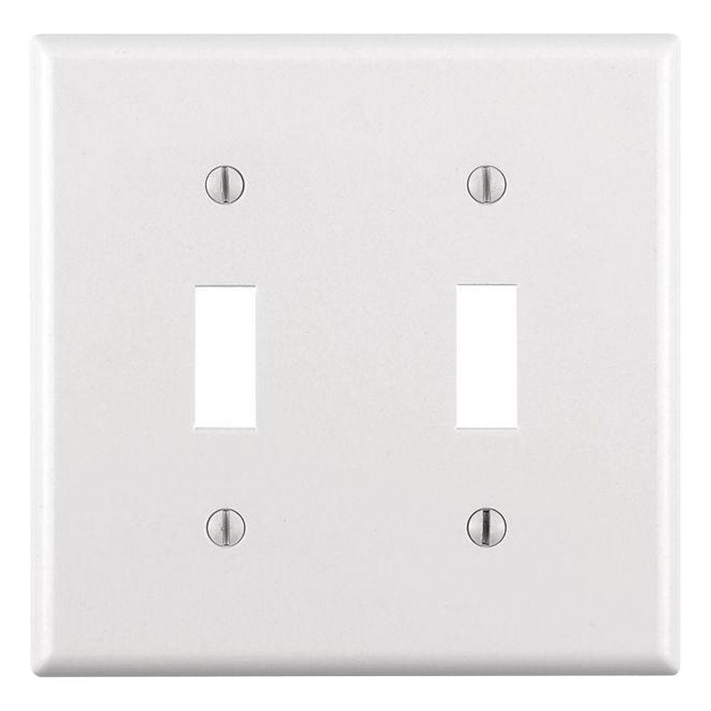 White Wall Switch Plates Switch Plates  Wall Plates  The Home Depot