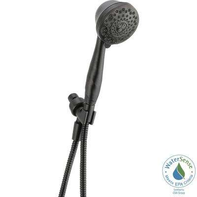 7-Spray Hand Shower with Pause in Venetian Bronze