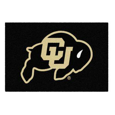 University of Colorado 1 ft. 7 in. x 2 ft. 6 in. Accent Rug