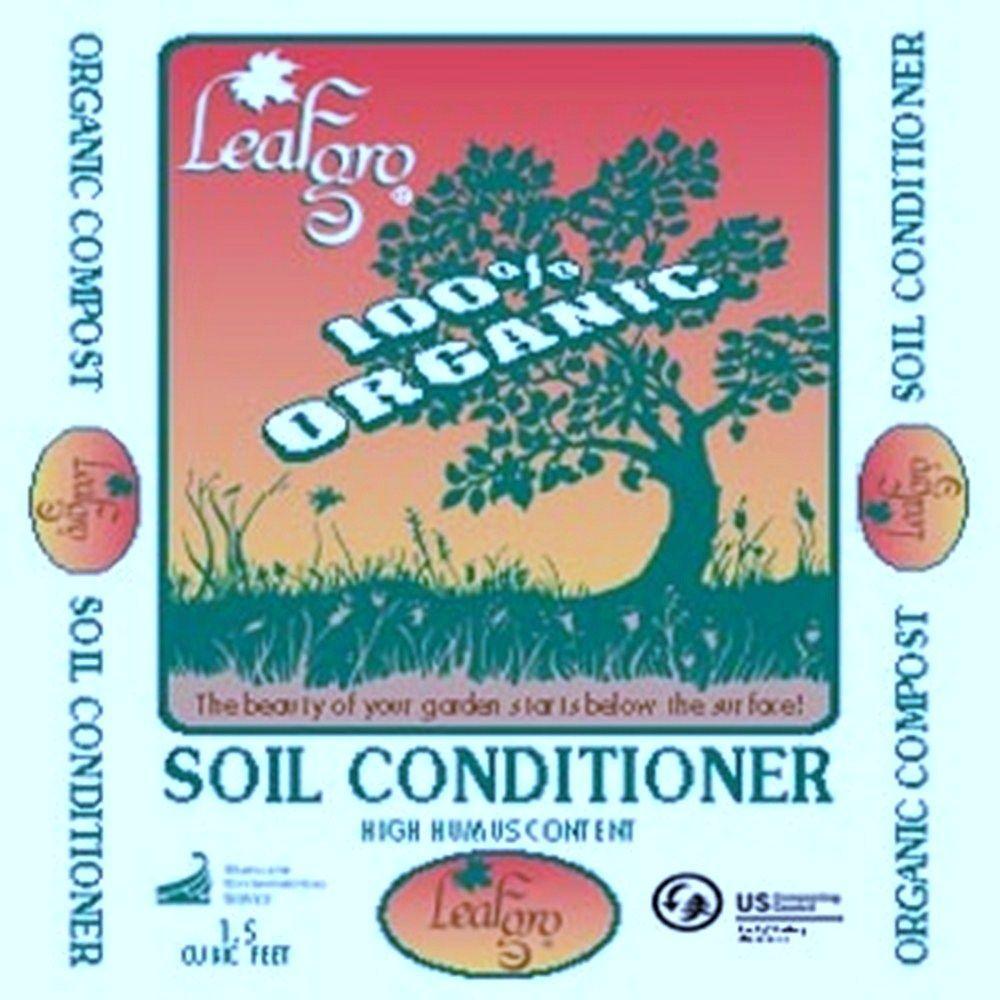 Leafgro Leafgro 1.5-cu. ft. Leaf Compost