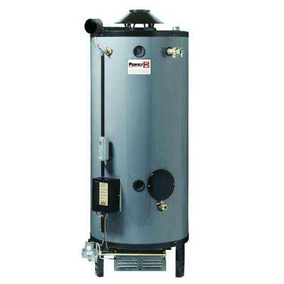 100 Gal. Tall 3 Year 399,900 BTU Ultra-Low NOx Natural Gas Commercial Water Heater