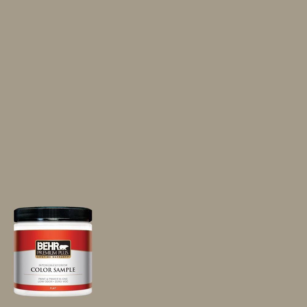 stone paint colorBEHR Premium Plus 8 oz PMD57 Fossil Stone InteriorExterior