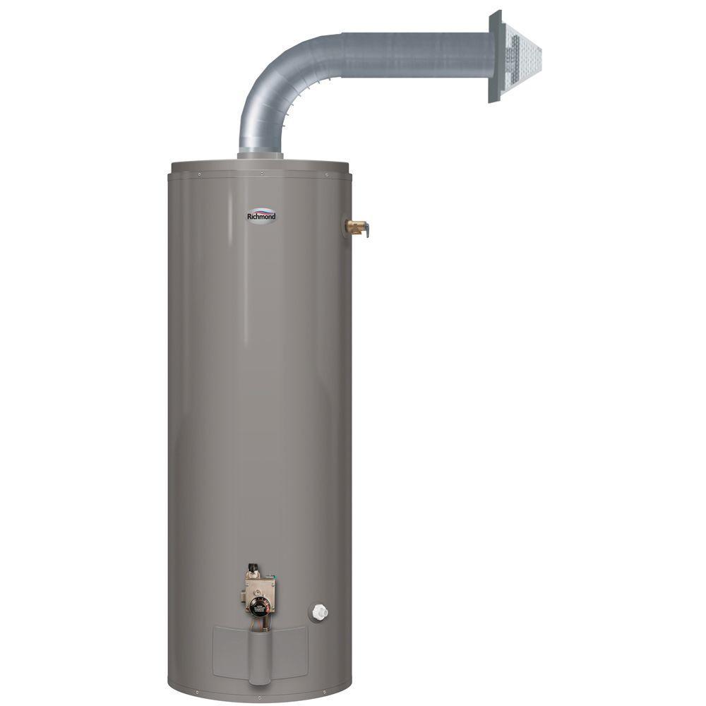 40 Gal. Tall 6 Year 30,000 BTU Liquid Propane Direct Vent Tank Water Heater