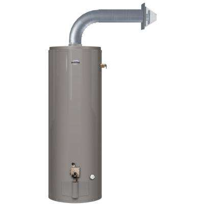 richmond - residential gas water heaters - water heaters - the home