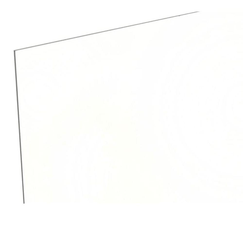 OPTIX 36 in. x 30 in. x .093 in. Acrylic Sheet