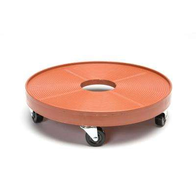 16 in. Plant Dolly terracotta