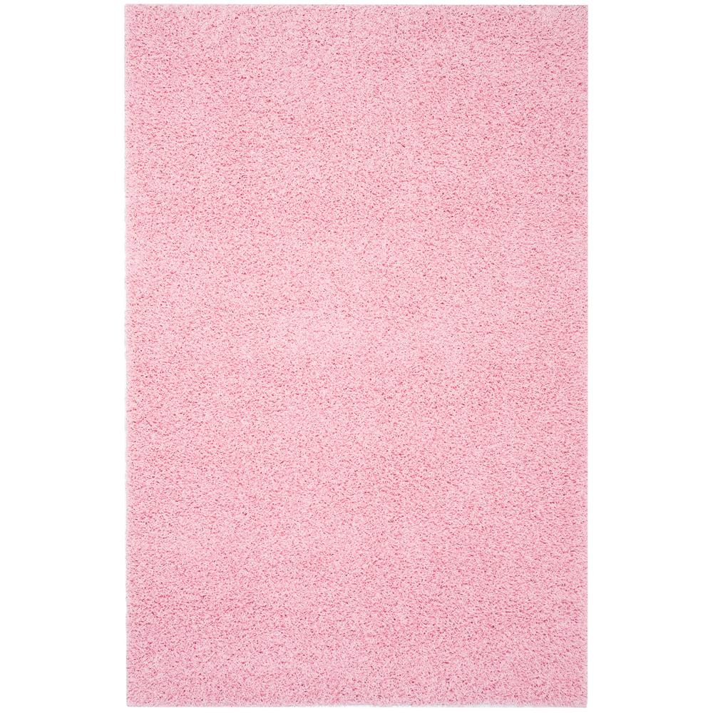 Safavieh Arctic Shag Pink 5 Ft. X 7 Ft. 6 In. Area Rug
