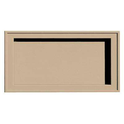 Recessed Jumbo Mounting Block #069-Tan
