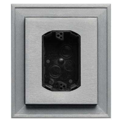 7 in. x 8 in. #030 Paintable Electrical Mounting Block