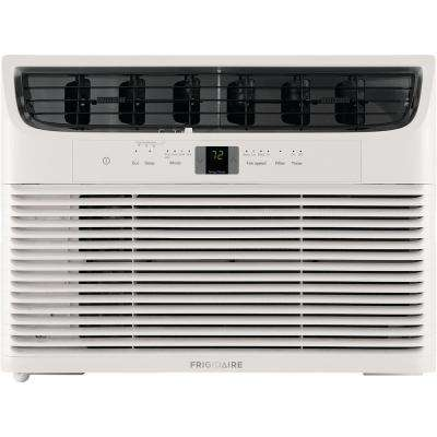10,000 BTU 115-Volt Room Window Air Conditioner with Full-Function Remote Control
