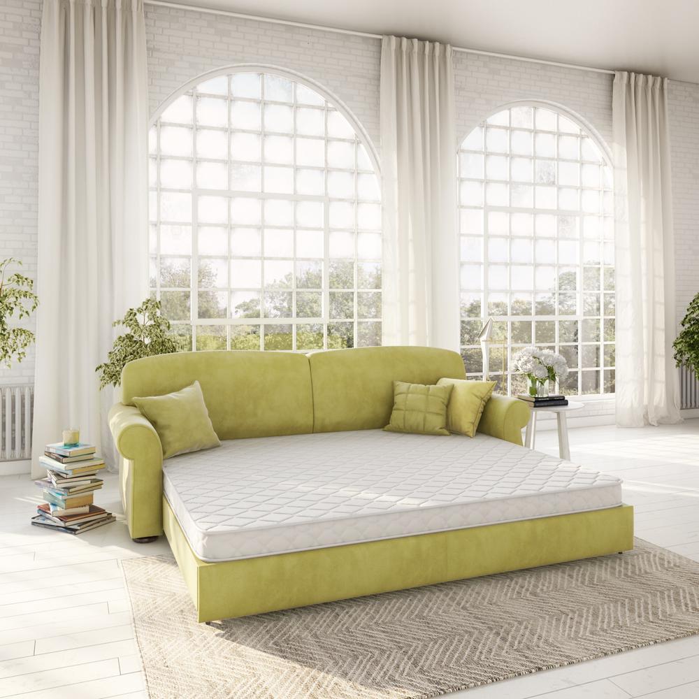 Full Size Innerspring 4 5 In Sofa Bed