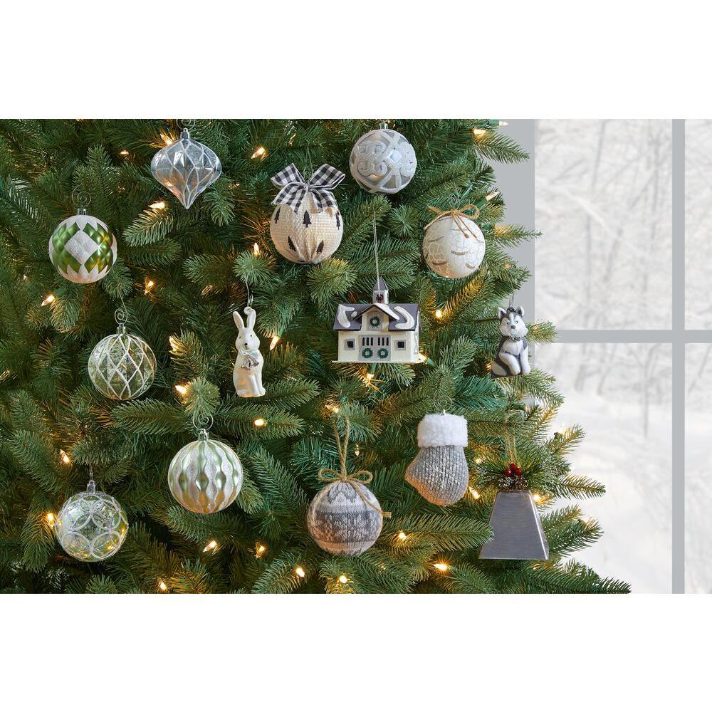 Shatterproof Ornament-Powder Creek (19-Count)