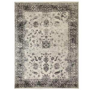 Home Decorators Collection Old Treasures Gray 9 ft. 3 inch x 12 ft. 6 inch Area Rug by Home Decorators Collection