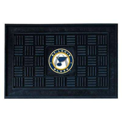 St. Louis Blues 18 in. x 30 in. Door Mat