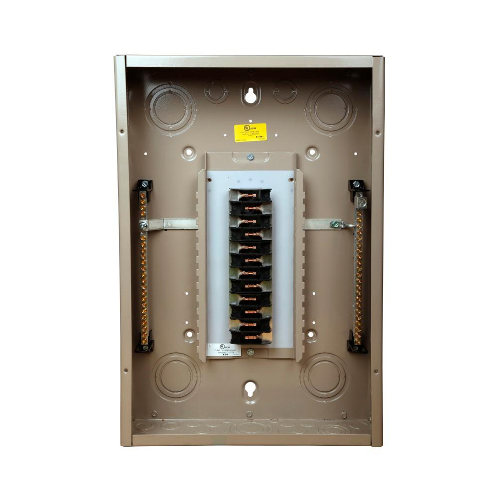 CH 125 Amp 22-Space 22-Circuit Indoor Convertible Main Loadcenter