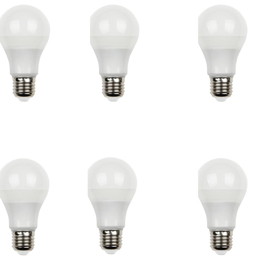 Westinghouse 60W Equivalent Soft White Omni A19 LED Light Bulb (6-Pack)