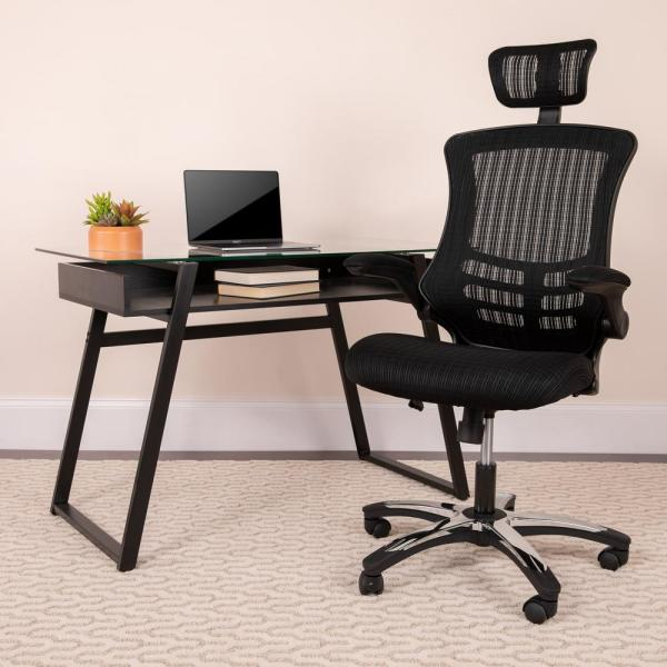 Flash Furniture Black Office/Desk Chair