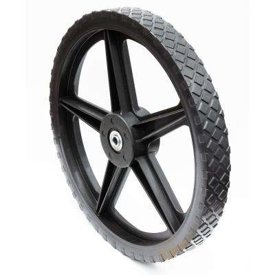 Replacement 15.75 in. Wheel for Swisher Deluxe String Trimmer