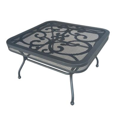 Amelia Springs Metal Outdoor Coffee Table