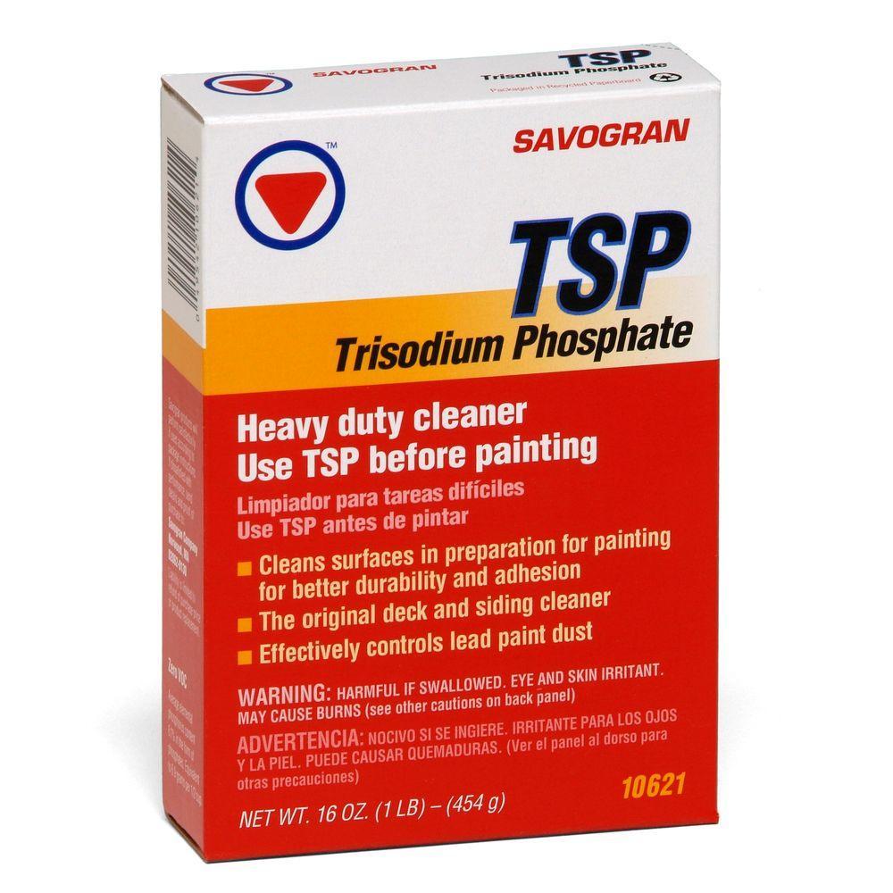 SAVOGRAN 1 lb. Box TSP Heavy Duty Cleaner