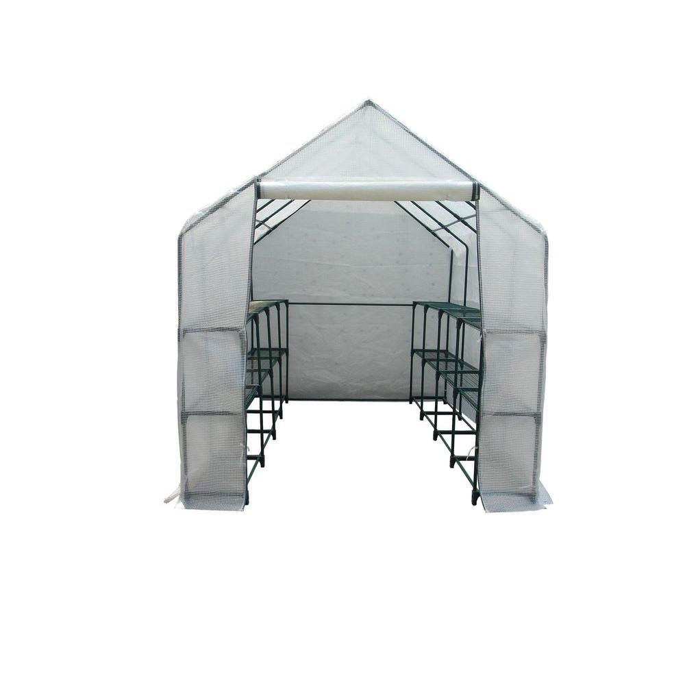null Farm to Market 6 ft. x 10 ft. Greenhouse-DISCONTINUED