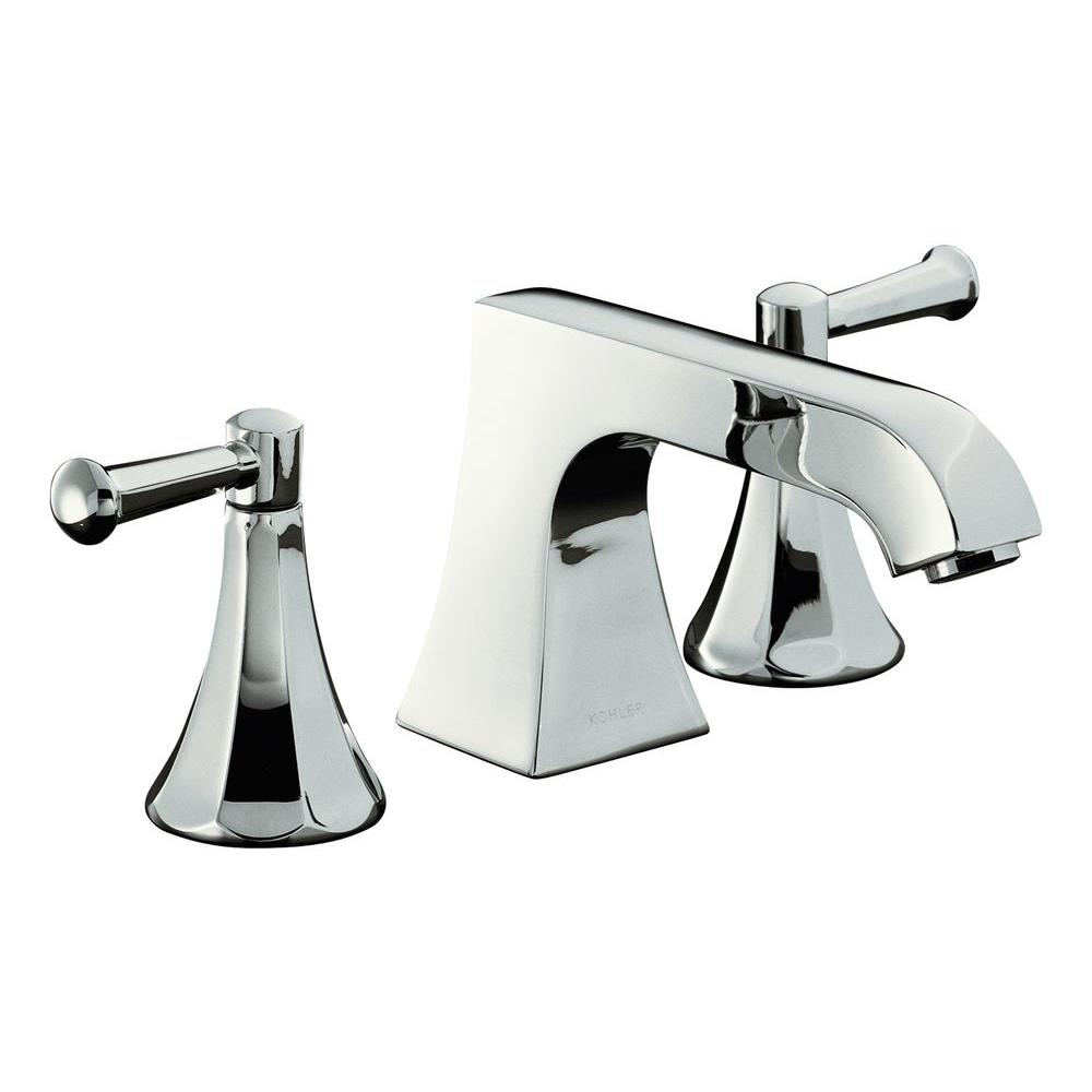 KOHLER Memoirs Roman Tub Faucet Trim Only in Polished Chrome-DISCONTINUED