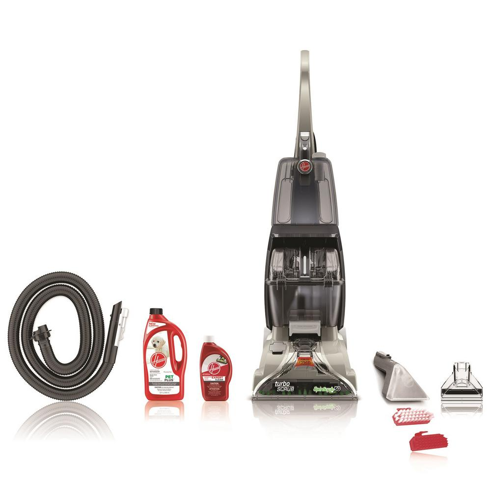 turbo scrub carpet cleaner