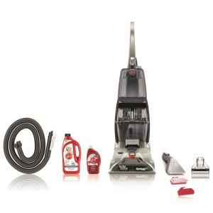 Hoover Turbo Scrub Upright Carpet Cleaner Expert Pet Bundle by Hoover