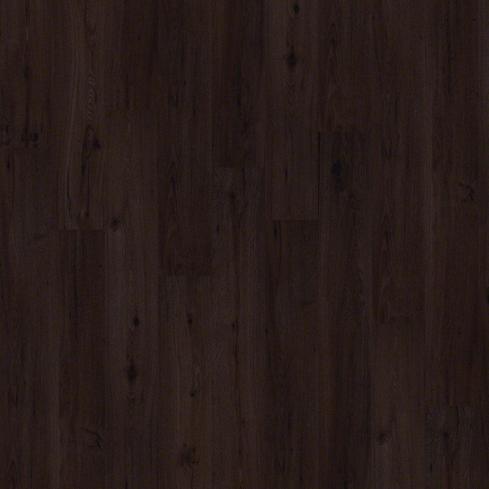 Wisteria 6 mil Clove 6 in. x 48 in. Glue Down Vinyl Plank Flooring (53.93 sq. ft./case)