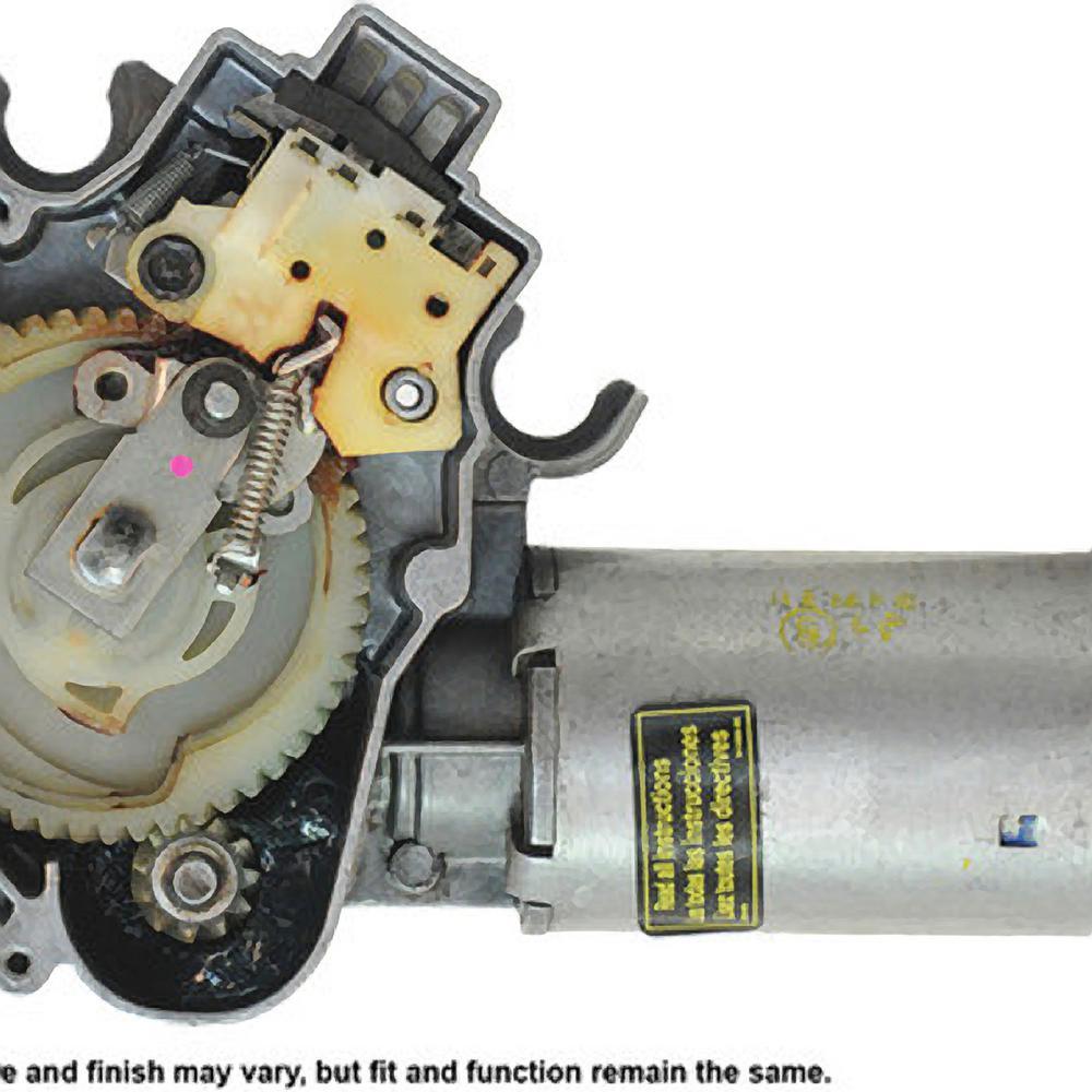 Windshield Wiper Motor >> Cardone Reman Windshield Wiper Motor