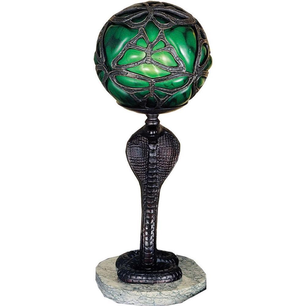 Illumine 1 Light Castle Cobra Accent Lamp