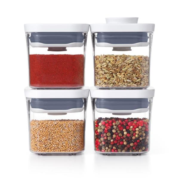 Oxo Good Grips 4 Piece Mini Pop Container Set 11236100