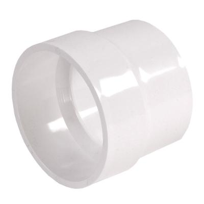 4 in. x 4 in. PVC DWV to Sewer and Drain Adapter