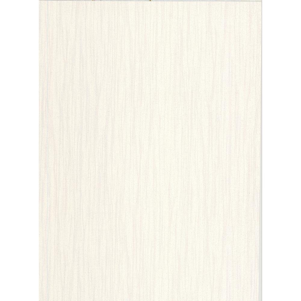 56.4 sq. ft. Murano Platinum Vertical Texture Wallpaper