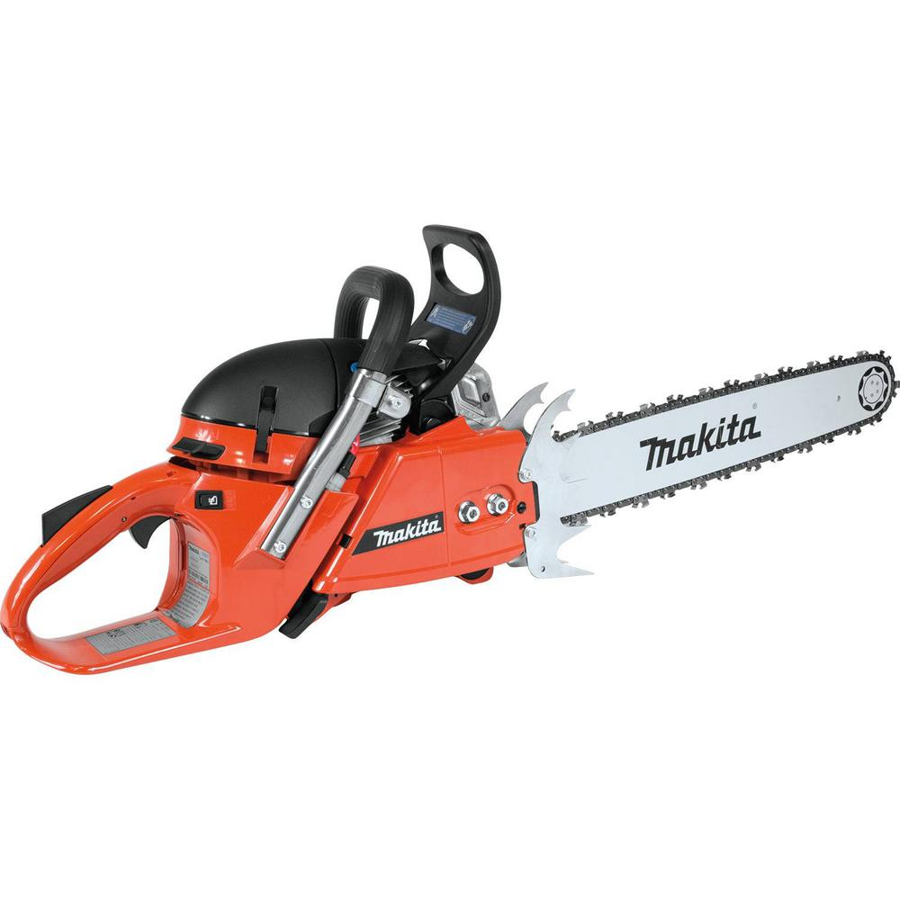 Makita 16 in 42 cc gas rear handle chainsaw ea4300frdb the home depot related products keyboard keysfo Images