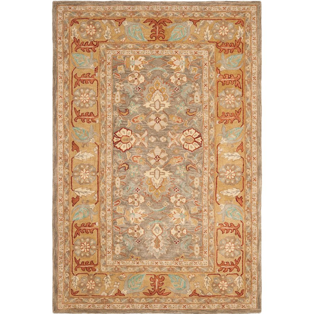 Safavieh Anatolia Brown/Camel 5 Ft. X 8 Ft. Area Rug