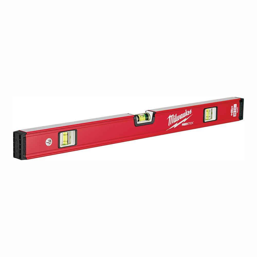 Milwaukee 24 in. REDSTICK Compact Box Level