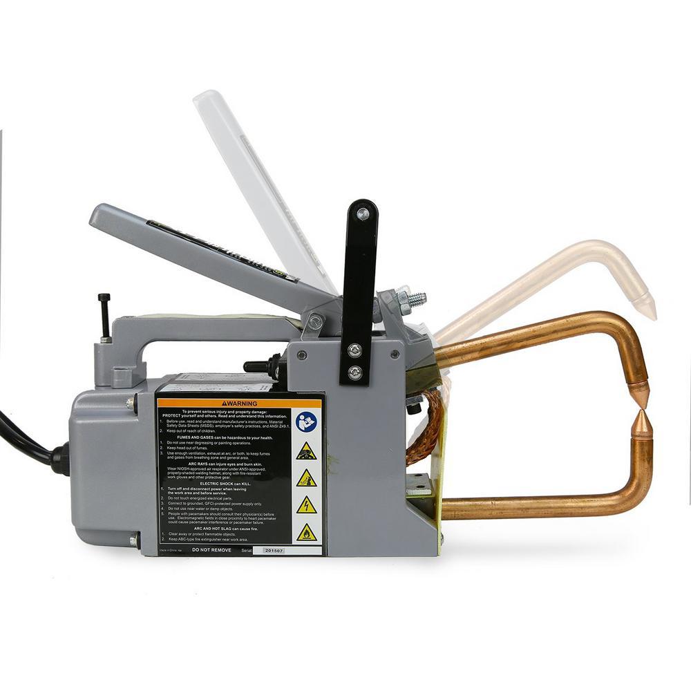 120-Volt 13.5 Amp Professional Spot Welder