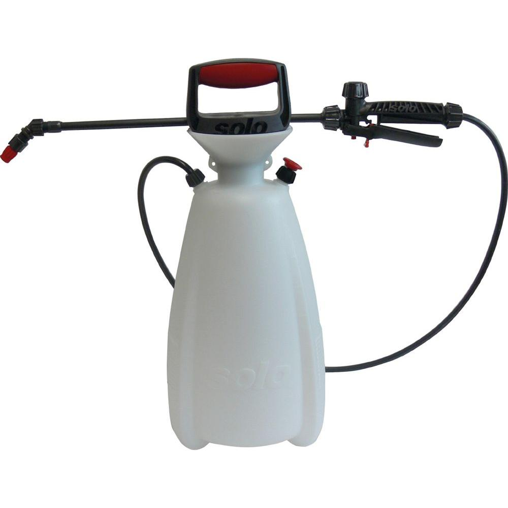 1 gal. Handheld Full Feature Consumer Piston Sprayer
