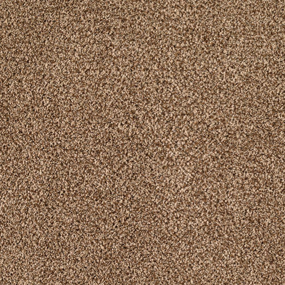 SoftSpring Lavish I - Color Old West 12 ft. Carpet
