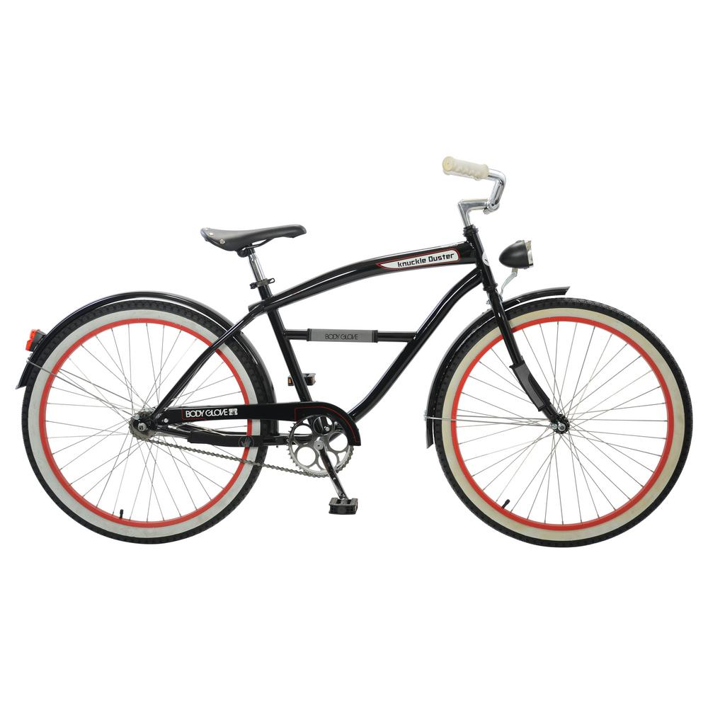 Knuckle Duster Cruiser 26 in. Wheels Oversized Frame Men's Bike in
