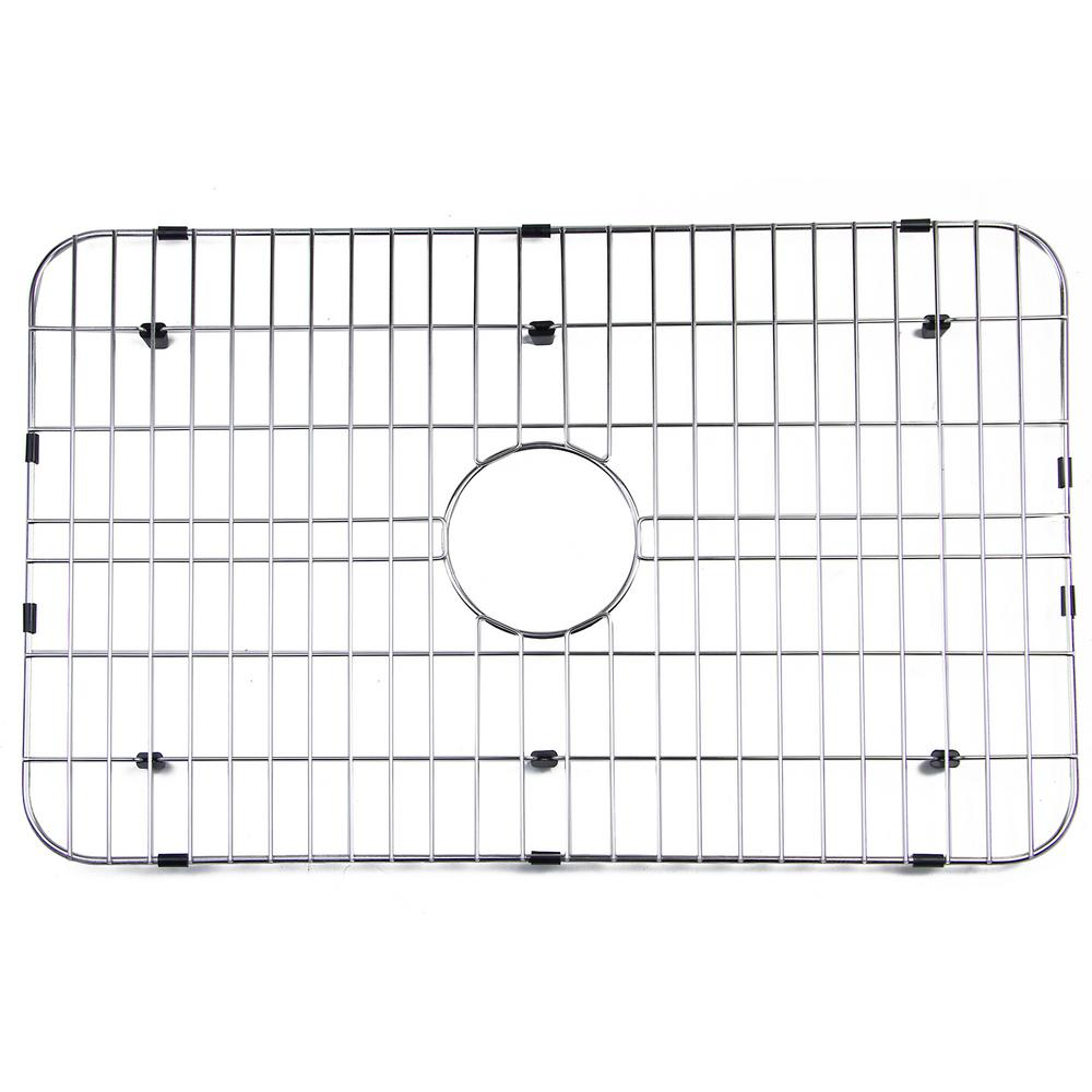 GR510 27.5 in. Grid for Kitchen Sinks AB510 in Brushed Stainless