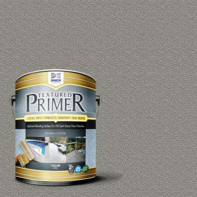 Textured 1 gal. Raw Gray Interior Exterior Bonding Primer Penetrating Anti-Slip